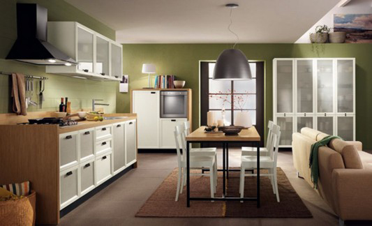 for Kitchen dining area decorating ideas